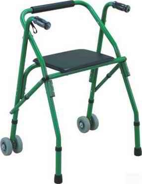 Andadera Rollator sencilla