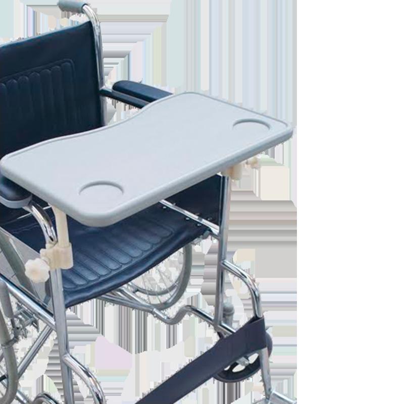 Charola para silla de ruedas