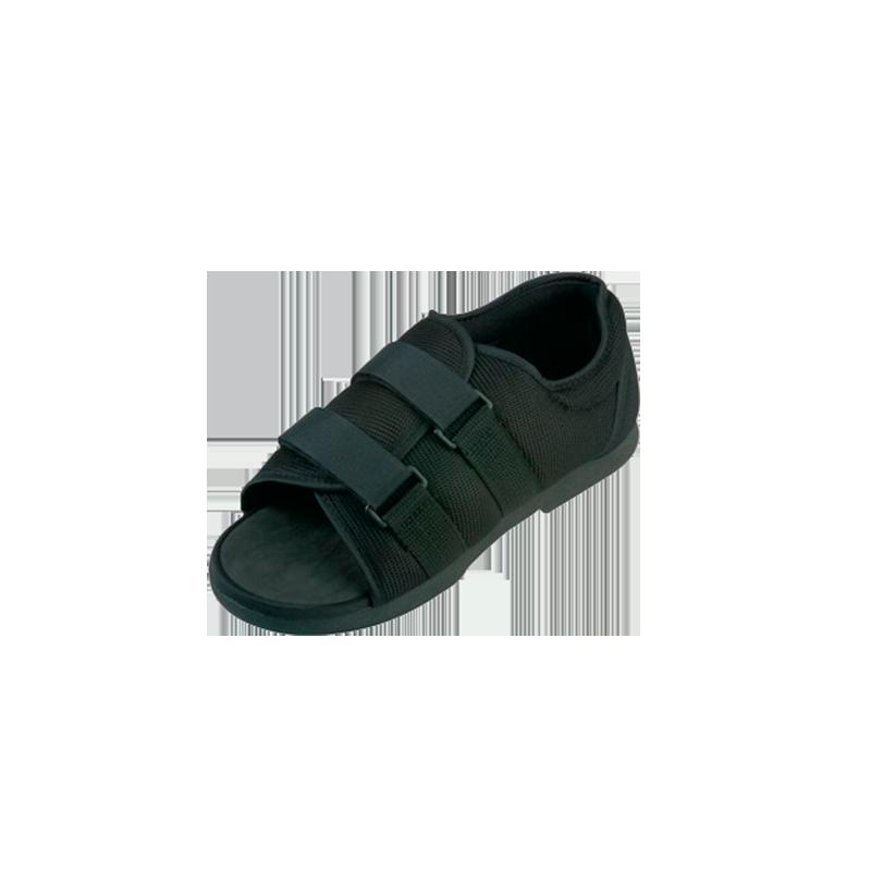 Zapato Post Operatorio negro
